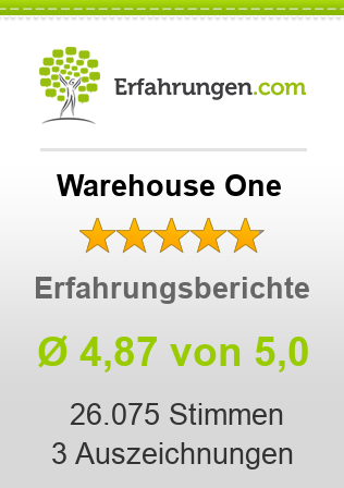 Warehouse One Bewertungen