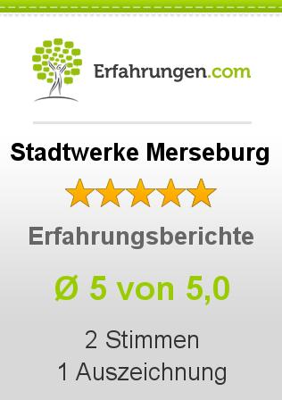 Stadtwerke Merseburg Erfahrungen
