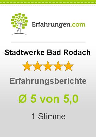 Stadtwerke Bad Rodach Erfahrungen