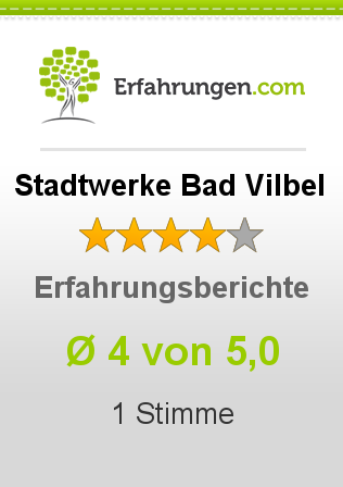 Stadtwerke Bad Vilbel Erfahrungen