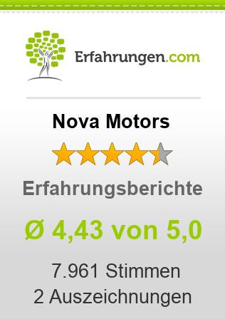 Nova Motors Erfahrungen