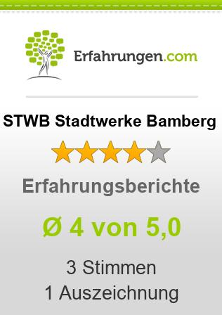 STWB Stadtwerke Bamberg Erfahrungen
