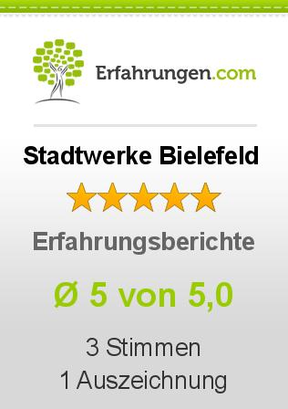 Stadtwerke Bielefeld Erfahrungen