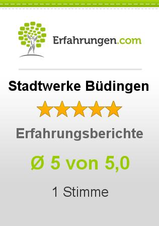 Stadtwerke Büdingen Erfahrungen