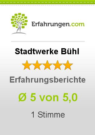 Stadtwerke Bühl Erfahrungen