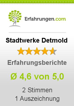Stadtwerke Detmold Erfahrungen