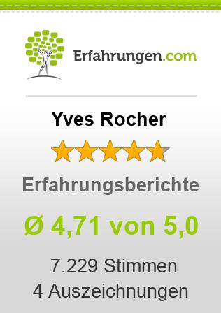 Yves Rocher Erfahrungen
