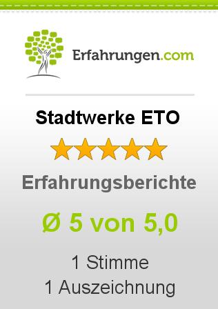 Stadtwerke ETO Erfahrungen