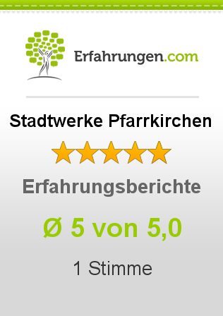 Stadtwerke Pfarrkirchen Erfahrungen