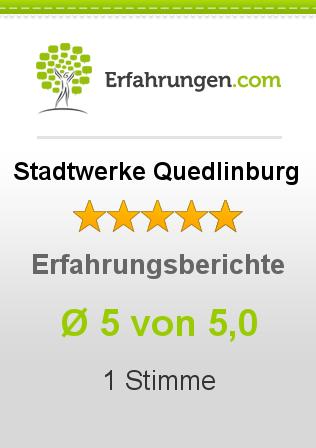 Stadtwerke Quedlinburg Erfahrungen