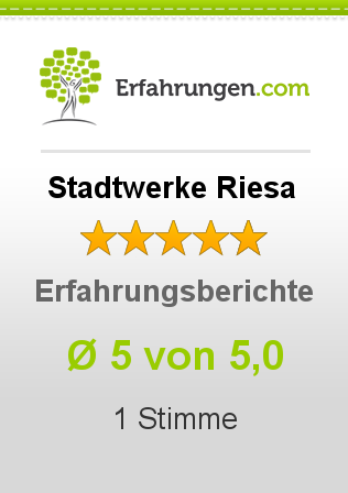 Stadtwerke Riesa Erfahrungen
