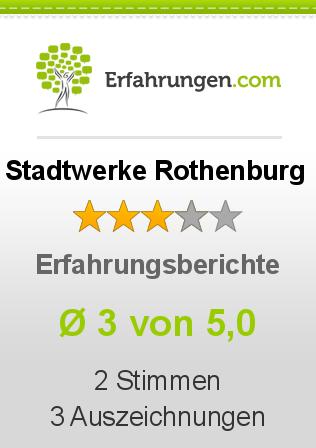 Stadtwerke Rothenburg Erfahrungen