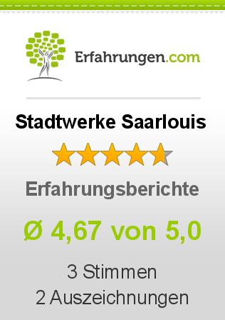 Stadtwerke Saarlouis Erfahrungen