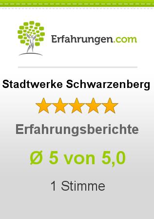 Stadtwerke Schwarzenberg Erfahrungen