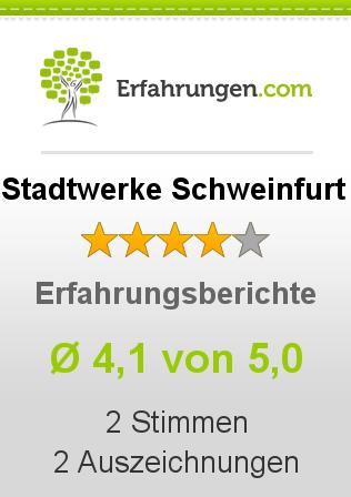 Stadtwerke Schweinfurt Erfahrungen