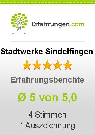 Stadtwerke Sindelfingen Erfahrungen