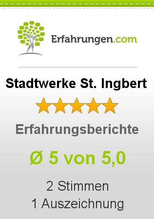 Stadtwerke St. Ingbert Erfahrungen