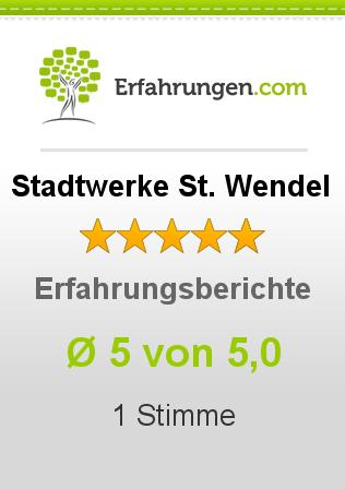 Stadtwerke St. Wendel Erfahrungen