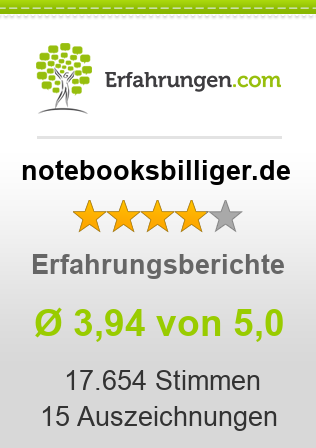 notebooksbilliger.de Bewertungen