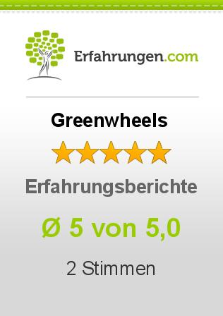 Greenwheels Erfahrungen