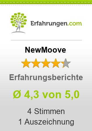 NewMoove Erfahrungen