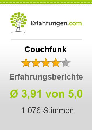 Couchfunk Erfahrungen