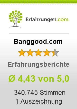 Banggood.com Erfahrungen