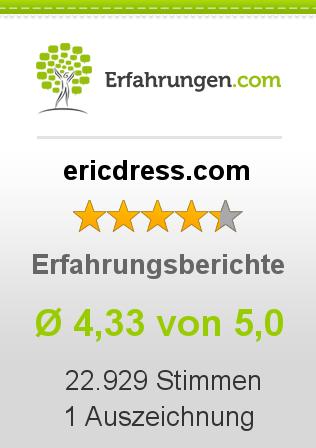 ericdress.com Erfahrungen