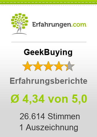 GeekBuying Bewertungen