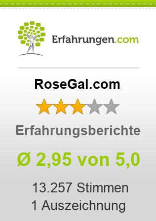 RoseGal.com Erfahrungen