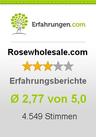 Rosewholesale.com Erfahrungen