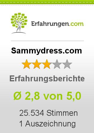 Sammydress.com Erfahrungen