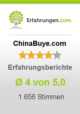 ChinaBuye.com Erfahrungen