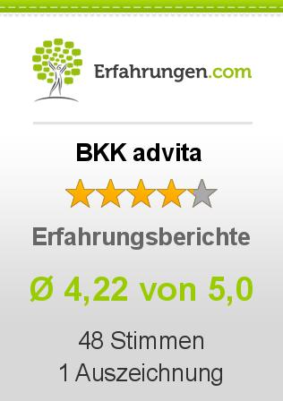 BKK advita Erfahrungen