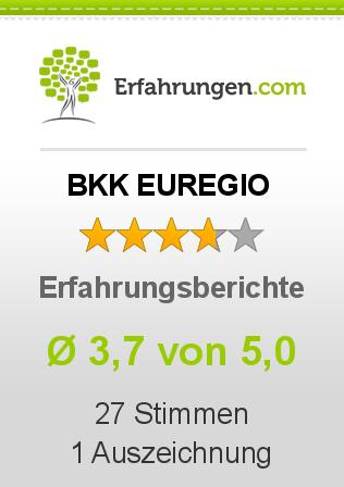 BKK EUREGIO Erfahrungen