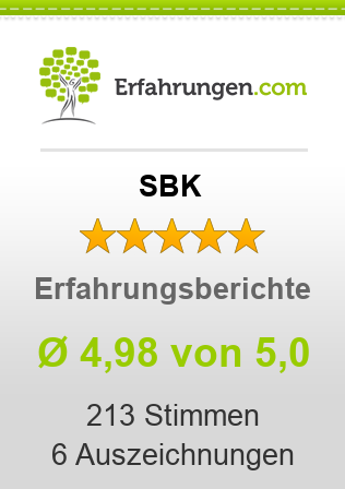 SBK Erfahrungen