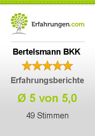 Bertelsmann BKK Erfahrungen