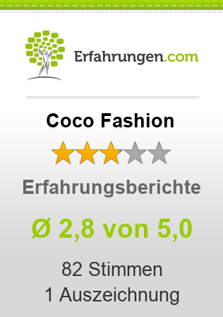 Coco Fashion Bewertungen
