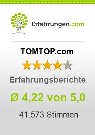 TOMTOP.com Erfahrungen