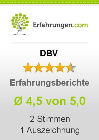 DBV Erfahrungen