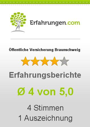 Öffentliche Versicherung Braunschweig Erfahrungen