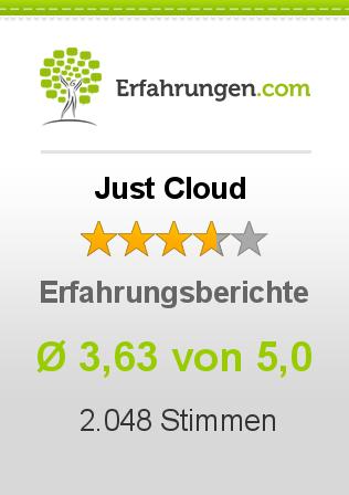 Just Cloud Erfahrungen