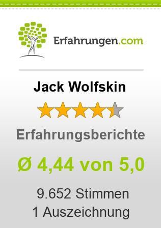 Jack Wolfskin Erfahrungen