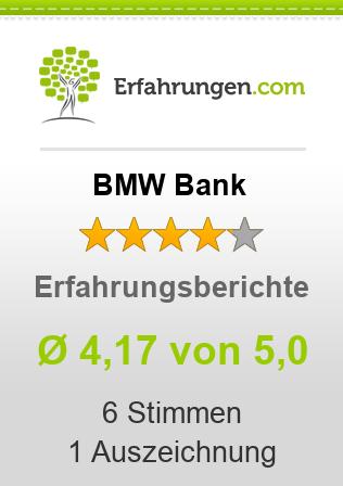 BMW Bank Erfahrungen