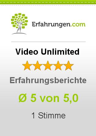 Video Unlimited Erfahrungen