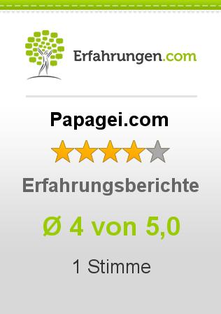Papagei.com Erfahrungen