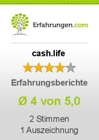 cash.life Erfahrungen