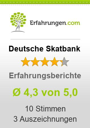 Deutsche Skatbank Erfahrungen
