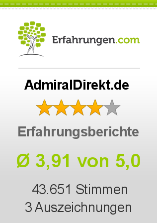 AdmiralDirekt.de Erfahrungen