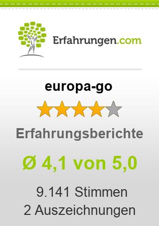 europa-go Bewertungen